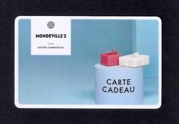 Carte Cadeau Centre Commercial Mondeville 2.  Gift Card. Geschenkkarte - Cartes Cadeaux