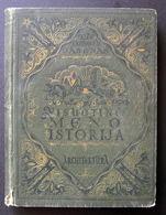Lithuanian Book / Visuotinė Meno Istorija By Jasėnas Architektūra 1923 - Bücher, Zeitschriften, Comics