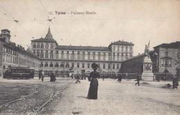 TORINO: Palazzo Reale - Palazzo Reale