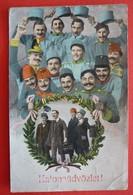 AUSTRIA - SOLDAT ANSICHTSKARTE W.W.I. - Guerre 1914-18