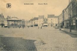 CPA - Belgique - Roeselare - Roulers - Groote Merkt - Roeselare