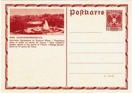 FRAL - AUTRICHE SERIE TOURISTIQUE DE 1935  50 CP A 35g TB SAUF 2 CP AVEC TRES PETIT DEFAUT AU COIN SUP. DROIT COTE 250€ - Stamped Stationery