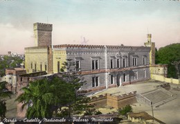 NARDO'  /   Castello Medioevale - Palazzo Municipale  _ Viaggiata - Lecce