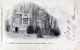 BOHAIN  Entrée Des Souterrains De L'ancien Château - France