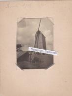 ETELFAY  Guerre 14/18 - 1917 -  Photo Originale Du Moulin, Une Tranchée ( Somme ) - Lieux
