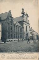 CPA - Belgique - Roeselare - Roulers - Bijzonder Voorgevel Van Het Klein Seminarie - Roeselare