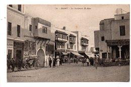 MAROC . RABAT . LE BOULEVARD EL ALOU - Réf. N°21580 - - Rabat