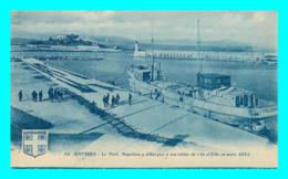 A761 / 027 06 - ANTIBES Port ( Bateau ) - Antibes