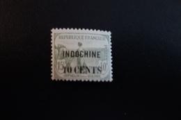 INDOCHINE N°90* Mh - Indochine (1889-1945)