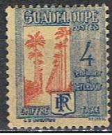 GUADALOUPE 17 //  YVERT 26 PT // 1928 - Guadalupe (1884-1947)