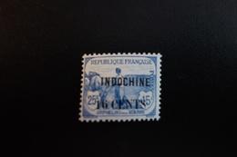 INDOCHINE N°91* Mh - Indochine (1889-1945)