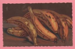 Natura Morta, Banane - Illustrata - Belle-Arti