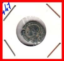 MONEDA  --  MUY ANTIGUA SIN IDENTIFICAR - 7. The Christian Empire (307 AD Tot 363 AD)