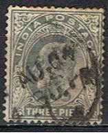 (INA 53) INDIA  // YVERT 57 //  1902-09 - India (...-1947)