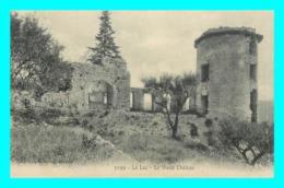 A761 / 381 83 - LE LUC Le Vieux Chateau - Le Luc