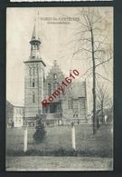 VORST-Ste--GERTRUDIS. (Laakdal)  Gemeentehuis.  1919.  2 Scans - Laakdal