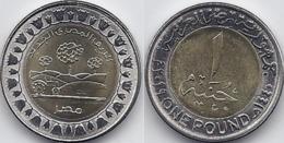 Egypt 1 Pound 2019 - NEW EGYPTIAN COUNTRYSIDE - UNC - Egitto