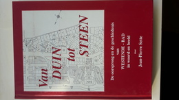 VAN DUIN TOT STEEN  - De Geschiedenis Van WESTENDE - Geschiedenis