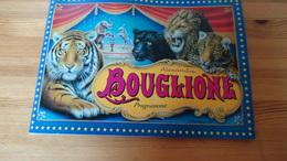 Programme Cirque Alexandre Bouglione - - Books, Magazines, Comics