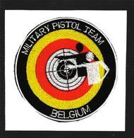 Autocollant équipe Militaire De Tir - Belgique - Autres