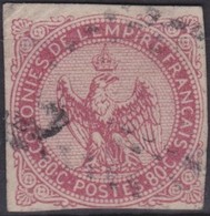 Colonies     .  Yvert     .     6     .    O   .     Oblitéré    .  /   .  Cancelled - Aigle Impérial