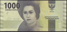 Indonesia 1000 Rupiah 2016/17 Pnew UNC - Indonesia