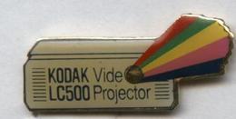 Pin's Photo Photographie Kodak - Fotografie