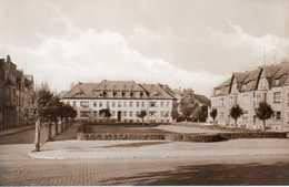 Perleberg. Anlagen Am Bahnhof. A 1/B 147/66. - Perleberg