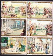 SERIE DE 6 CHROMOS LIEBIG S388 Lohengrin  Opera  Wagner - Liebig