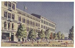 HOTEL PENSION WARNER - GRADO - ITALY - Italy