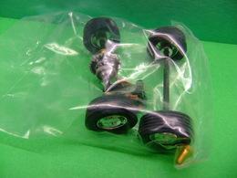 SCALEXTRIC MERCEDES 250 SL Accesorio Juego Ruedas + Guia - Circuitos Automóviles