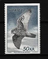 SCHWEDEN - Mi-Nr. 1140 Freimarke: Gerfalke Postfrisch - Schweden