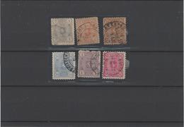 Finlandia ,serie Completa Usata ,buona Qualita - 1856-1917 Amministrazione Russa