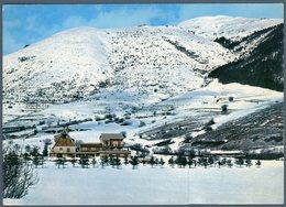 °°° Cartolina N. 381 Pescasseroli Veduta Viaggiata °°° - L'Aquila