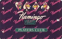 Flamingo Hilton Casino - Kansas City MO - Rare 4th Issue Slot Card BLANK   ....[RSC]..... - Casino Cards