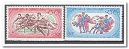 Tsjaad 1968, Postfris MNH, Olympic Summer Games - Tsjaad (1960-...)