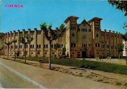 POSTAL Nº590, PLAZA DE TOROS DE CUENCA - ESPAÑA. (419) - Corridas