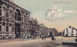 Paliseul Hôtel De Ville Circulée En 1911 - Paliseul