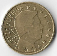Luxembourg 2002 50 (Euro) Cents [C832/2D] - Luxembourg