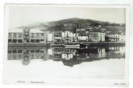 ORIO ( Guipuzcoa ) Vista Parcial - Circulée 1952 - Bon état - Format 9 X 14 - Espagne