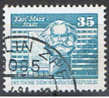 DDR (AL 442) // YVERT 2149 //  1980 - Usados