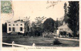 36 Environs De VATAN - Le Chateau Du Barry - Francia