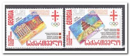 Georgië 2012, Postfris MNH, Olympic Summer Games - Georgië