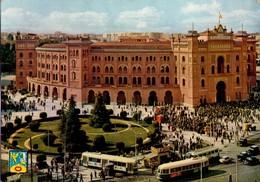 POSTAL Nº15, PLAZA DE TOROS DE MADRID - ESPAÑA. (422) CIRCULADA - Corridas