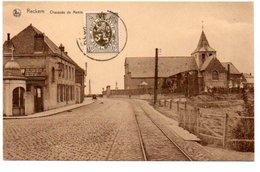 RECKEM. CHAUSSE DE MENIN - Bélgica