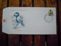 OCB Nr 2966 Fauna Buzin Stempel Brussel - Bruxelles - 1985-.. Oiseaux (Buzin)