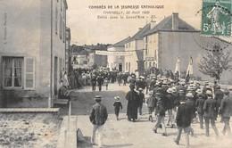 71- CPA CHAMBILLY 1909 Congrès De La Jeunesse Catholique - Francia