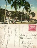 Nicaragua, C.A., Parque De Corinto (1929) Postcard - Nicaragua