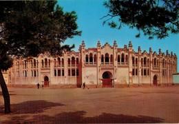 POSTAL Nº9, PLAZA DE TOROS DE ALBACETE - ESPAÑA. (414) - Corridas