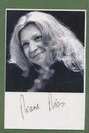 ELIANE ELIAS  AUTOGRAPH / AUTOGRAMM   Original Signed Glossy Photo 10/15 Cm  4/6 Inch *JAZZ* - Autographes